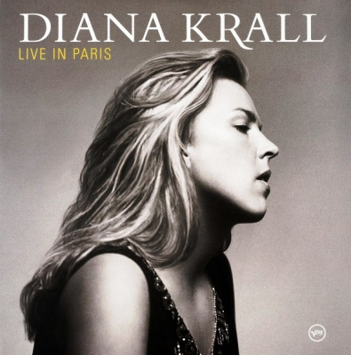 Diana Krall ‎– Live In Paris (2xLP)