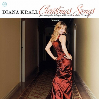 Diana Krall Featuring Clayton / Hamilton Jazz Orchestra ‎– Christmas Songs