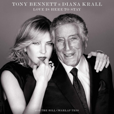 Tony Bennett & Diana Krall With Bill Charlap Trio ‎– Love Is Here To Stay
