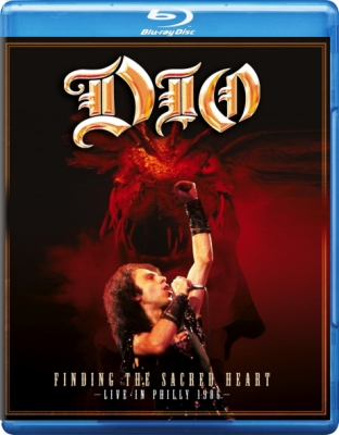 Dio – Finding The Sacred Heart – Live In Philly 1986