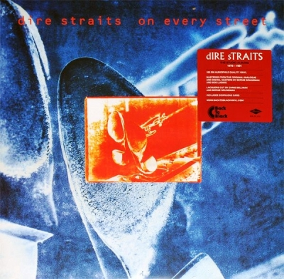 Dire Straits ‎– On Every Street (2xLP)