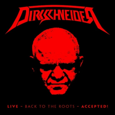 Dirkschneider ‎– Live - Back To The Roots - Accepted! (3xLP, Limited Edition, Red/Black Marbled)