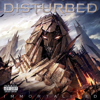 Disturbed ‎– Immortalized (2xLP)