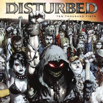 Disturbed ‎– Ten Thousand Fists (2xLP)