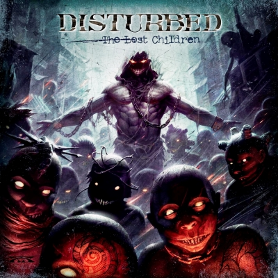 Disturbed ‎– The Lost Children (2xLP)