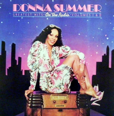 Donna Summer ‎– On The Radio: Greatest Hits Vol. I & II (2xLP)
