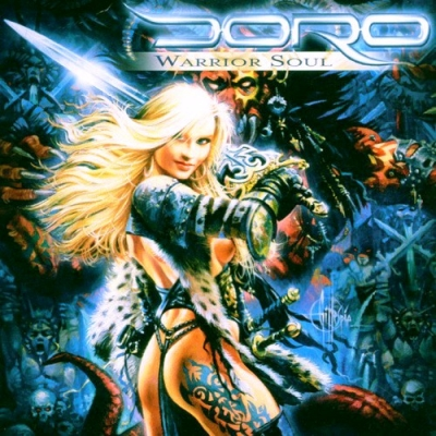 Doro ‎– Warrior Soul (2xLP, Special Edition, Blue)