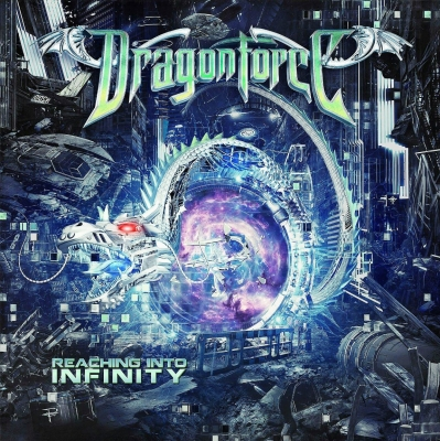 Dragonforce ‎– Reaching Into Infinity (2xLP)