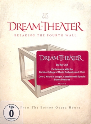 Dream Theater ‎– Breaking The Fourth Wall