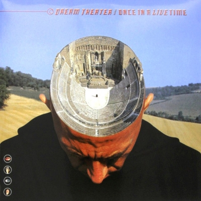 Dream Theater ‎– Once In A Livetime (4xLP)