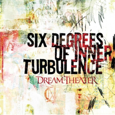 Dream Theater ‎– Six Degrees Of Inner Turbulence (2xLP)
