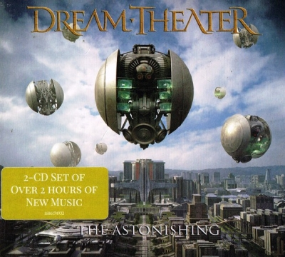 Dream Theater ‎– The Astonishing (2xCD)