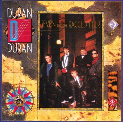 Duran Duran ‎– Seven And The Ragged Tiger (2xLP)