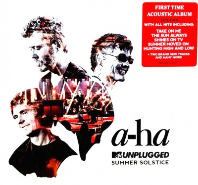 A-Ha ‎– MTV Unplugged (Summer Solstice) (2xCD, DVD-Video)