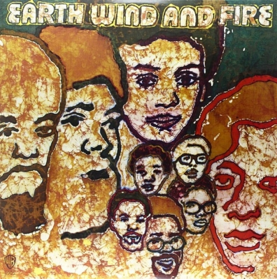 Earth, Wind & Fire ‎– Earth Wind And Fire