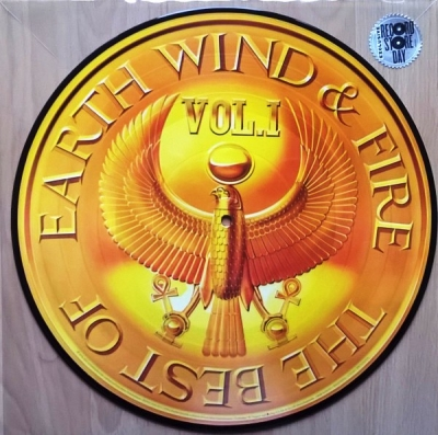 Earth, Wind & Fire ‎– The Best Of Earth Wind & Fire Vol. I (Picture Disc)