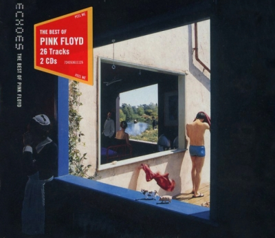 Pink Floyd ‎– Echoes (The Best Of Pink Floyd) (2xCD)