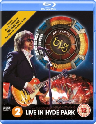 Jeff Lynne's ELO ‎– Live In Hyde Park