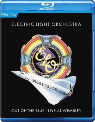 Electric Light Orchestra ‎– Out Of The Blue · Live At Wembley