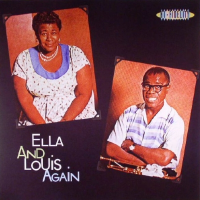 Ella Fitzgerald & Louis Armstrong ‎– Ella And Louis Again