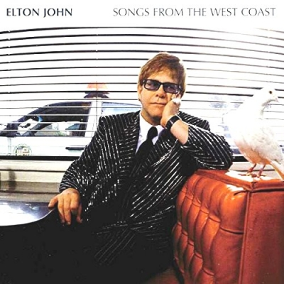 Elton John ‎– Songs From The West Coast (2xLP)