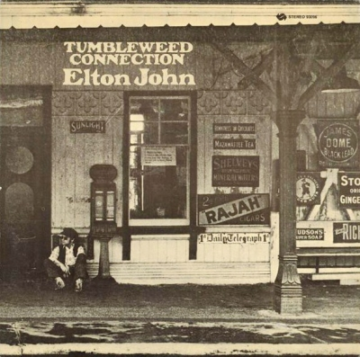 Elton John ‎– Tumbleweed Connection