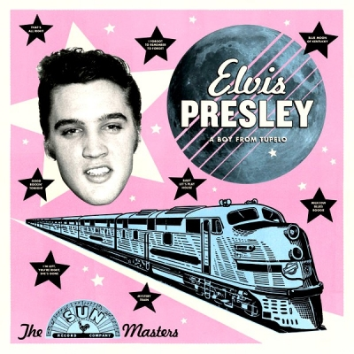 Elvis Presley ‎– A Boy From Tupelo: The Sun Masters