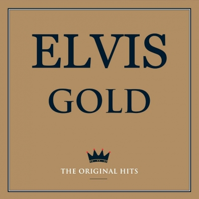 Elvis Presley ‎– Elvis Gold The Original Hits (2xLP)