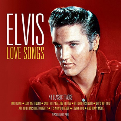 Elvis Presley ‎– Love Songs (3xLP)