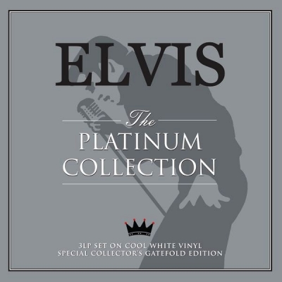 Elvis Presley ‎– The Platinum Collection (3xLP)