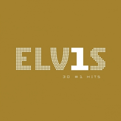 Elvis Presley ‎– ELV1S 30 #1 Hits (2xLP, Limited Edition, Gold)