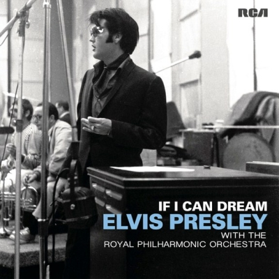 Elvis Presley With The Royal Philharmonic Orchestra ‎– If I Can Dream (2xLP)