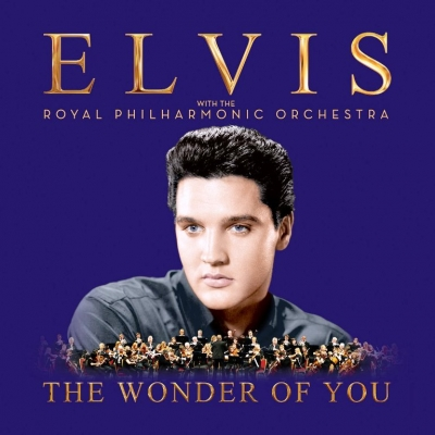 Elvis Presley, The Royal Philharmonic Orchestra ‎– The Wonder Of You (2xLP)