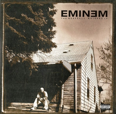 Eminem ‎– The Marshall Mathers LP (2xLP)