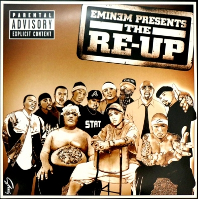 Various ‎– Eminem Presents The Re-Up