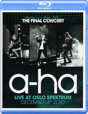 A-Ha ‎– Ending On A High Note - The Final Concert