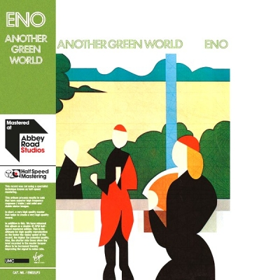 Brian Eno ‎– Another Green World (2xLP)