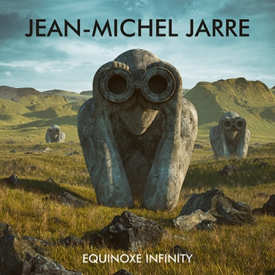 Jean-Michel Jarre ‎– Equinoxe Infinity (Limited-Edition)