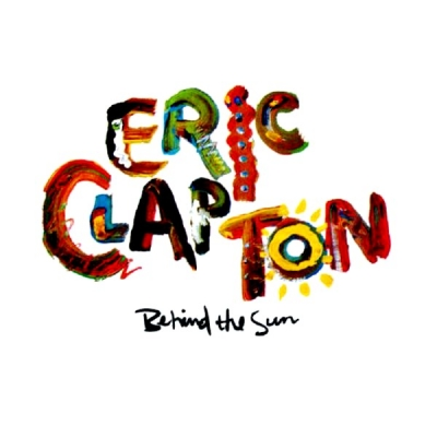 Eric Clapton ‎– Behind The Sun (2xLP)