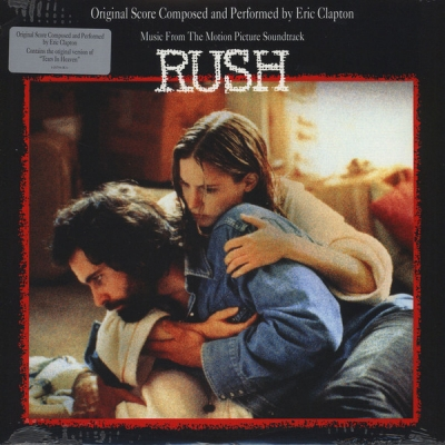 Eric Clapton ‎– Music From The Motion Picture Soundtrack - Rush