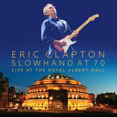 Eric Clapton ‎– Slowhand At 70: Live At The Royal Albert Hall (3xLP+DVD)