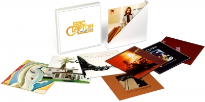 Eric Clapton ‎– The Studio Album Collection 1970-1981 (9xLP)
