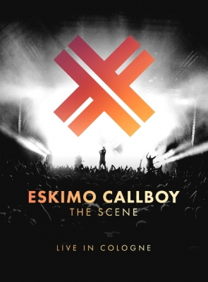 Eskimo Callboy ‎– The Scene - Live In Cologne (Blu-ray, DVD, CD)