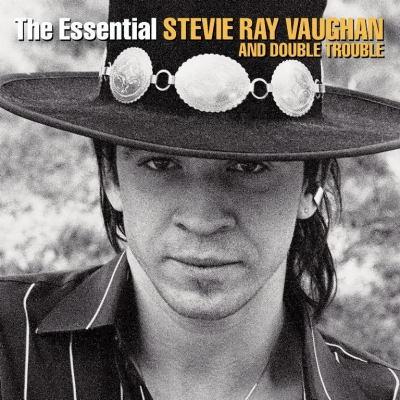 Stevie Ray Vaughan And Double Trouble ‎– The Essential Stevie Ray Vaughan And Double Trouble (2xLP)