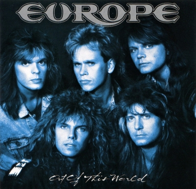 Europe – Out Of This World (Blue Transparent)