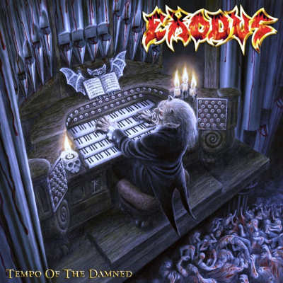 Exodus – Tempo Of The Damned (2xLP, Limited Edition)