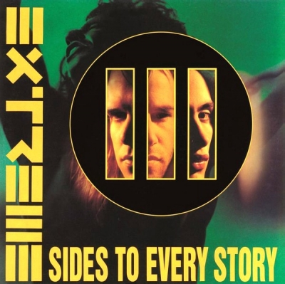 Extreme ‎– III Sides To Every Story (2xLP)
