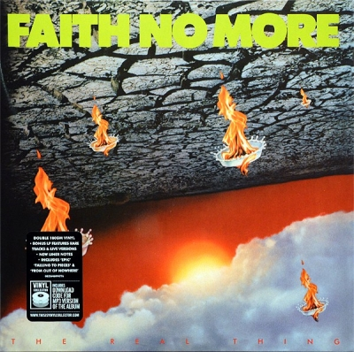 Faith No More ‎– The Real Thing (2xLP)