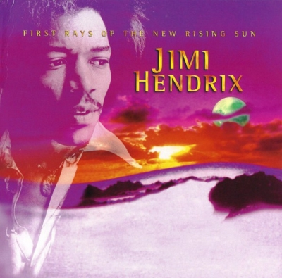 Jimi Hendrix ‎– First Rays Of The New Rising Sun