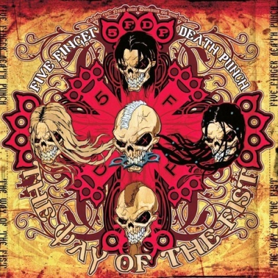 Five Finger Death Punch ‎– The Way Of The Fist
